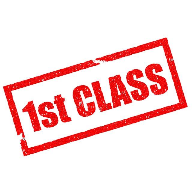 první třída