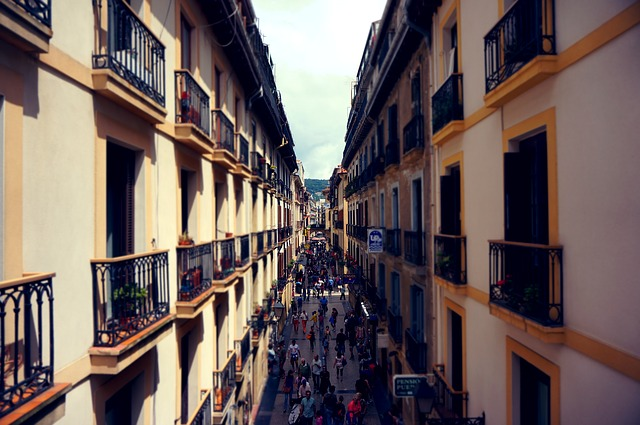 francouzské balkony