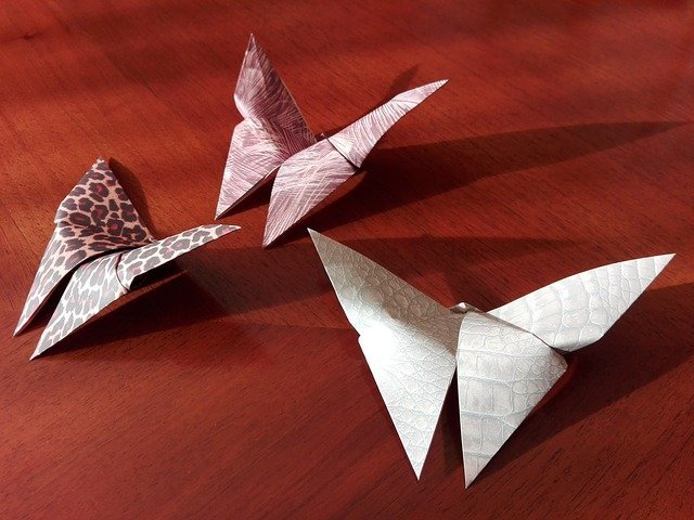 Umenie vskladaní papiera