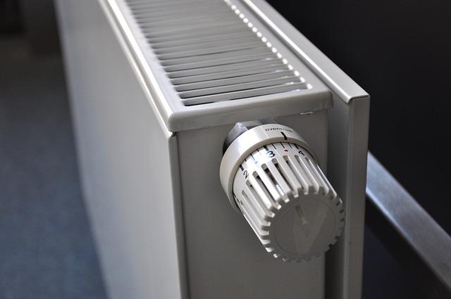 Vykurovanie miestností prostredníctvom radiátorov