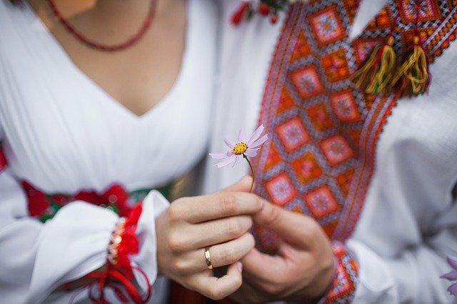 Svadba ladená do ľudových motívov – ako na to?